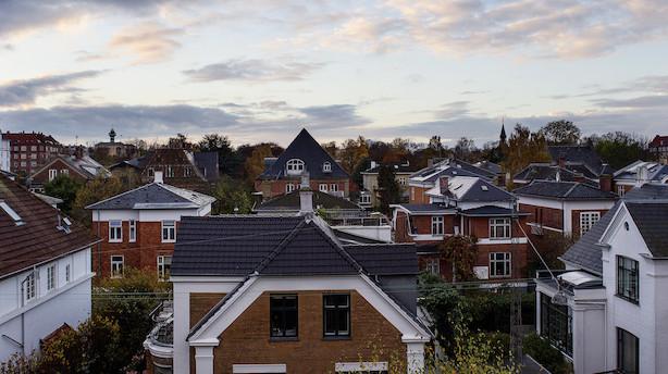 Lysten til at låne falder: Færre boligejere vil omlægge lån