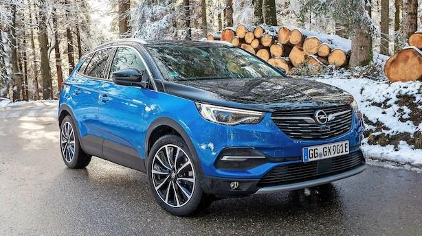 Elektrificeret Opel er ganske potent
