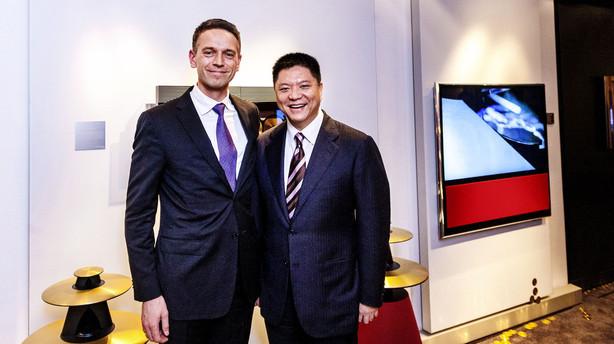 Portræt: B&O-bejler har bygget kinesisk luksusimperium