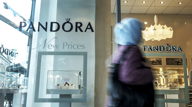 Aktier: Pandora og Chr. Hansen i spidsen i neutralt indeks