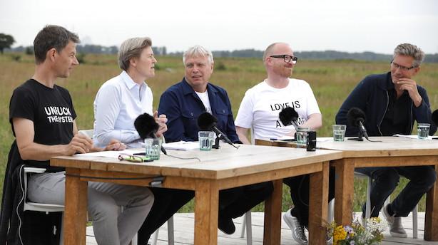 Thomas Bernt: Uffe Elbæks opgør med bnp er nonsens