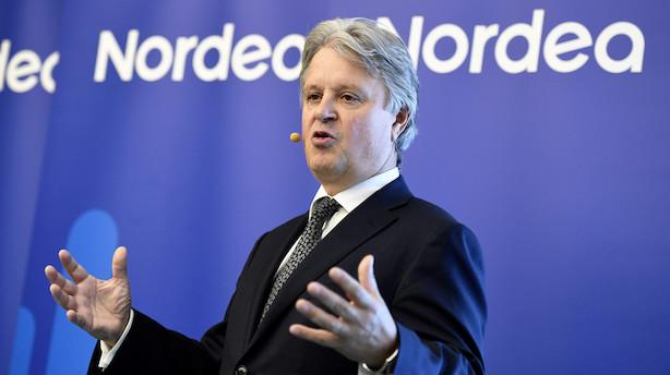 Medie: Minoritetsejere kritiserer Nordeas flytteplaner