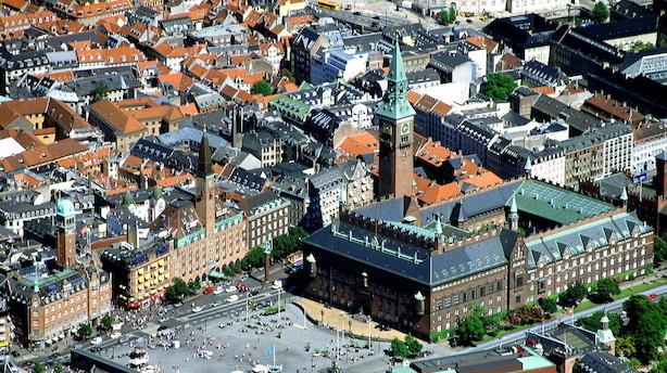 Det skriver medierne: Københavner virksomheder får baghjul af provinsen