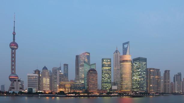 Kinesiske nøgletal er landet: Let skuffende salg overskygges af høj produktion og investering