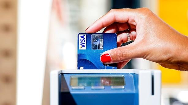 Forbrugervagthund vil granske bankers gebyr for køb i udlandet