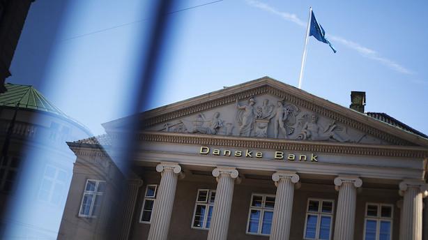 Bagmandspolitiet indleder efterforskning af Danske Bank