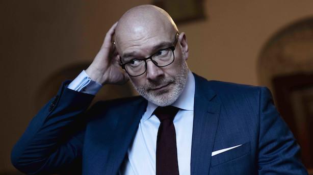 Jesper Nielsen efter Danske Bank høring: Helt standard at aflytte telefoner i Howard Wilkinsons afdeling