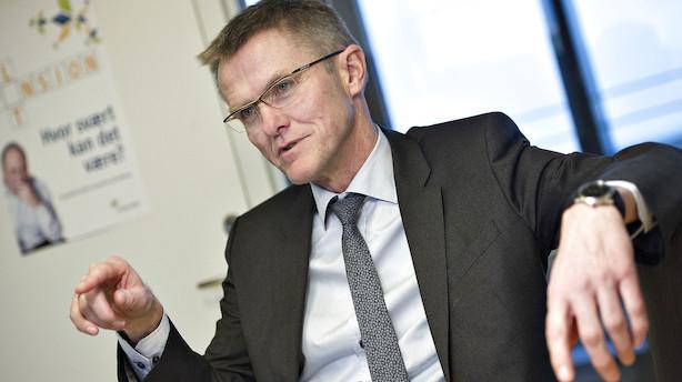 Spar Nord-direktører køber aktier i forbindelse med bruttolønordning