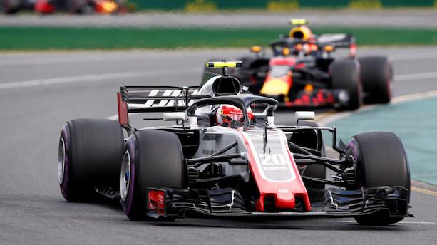 Magnussen fik nok af umenneskeligt pres i Formel 1