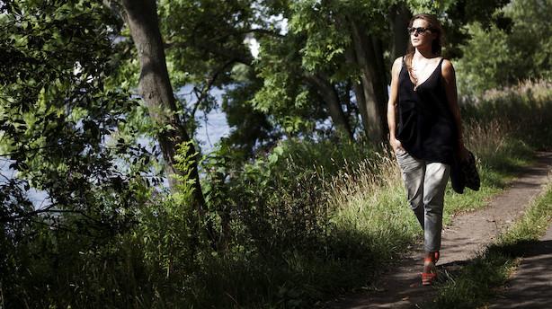 Andrea Elisabeth Rudolph blev vred og stiftede sit eget hudplejefirma: Præsenterer nu endnu et rekordoverskud