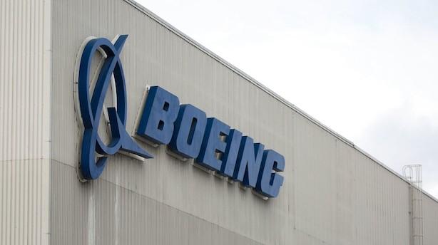 Aktieåbning i USA: Boeing med lille stigning efter svagt regnskab