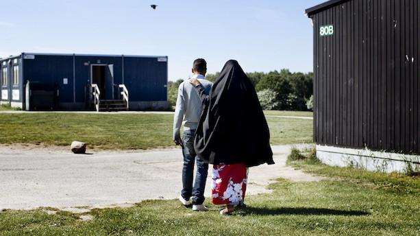 Danmark giver 385 millioner til lande der nægter samarbejde
