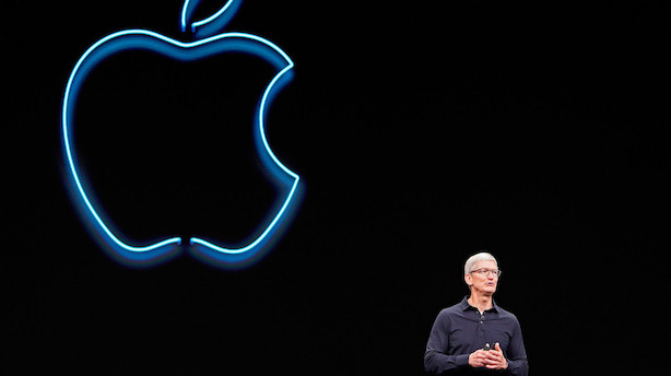 Aktiestatus i USA: Stimulus-fest på Wall Street - Apple fører an