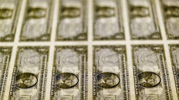 Dollar presset af endnu et skuffende ISM-tal