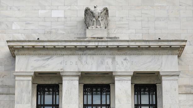 FOMC: Negative renter ville ikke være effektfulde i USA