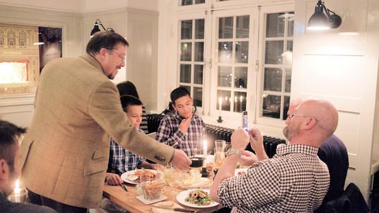 Madanmeldelse af  Restaurant Brdr. Price fra pleasure.borsen.dk