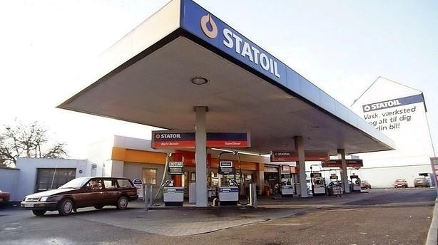 Statoil tavs om muligt køb af Shell