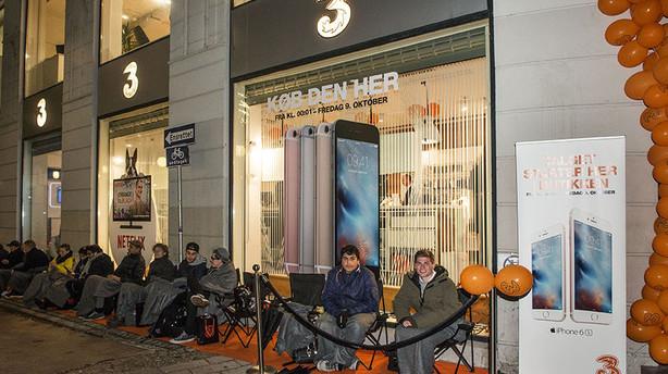 Teleselskabet 3 hentede 15.000 nye danske kunder i fjerde kvartal