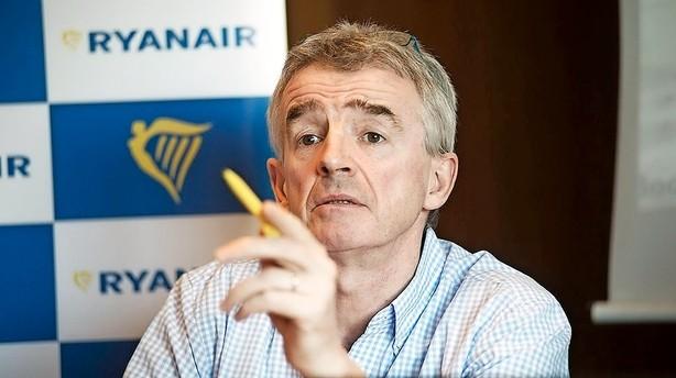 Ryanair-boss: Jeg er ligeglad om vi har vundet eller tabt