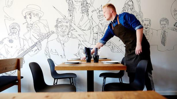 """Ny Aarhus-restaurant er ikke for de sarte: """"Der er fuld knald på rouladen"""""""