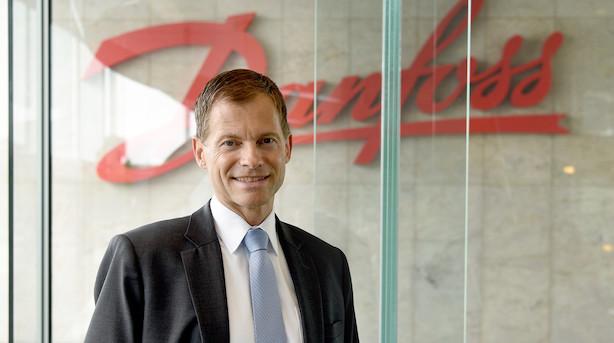 Glædelig nyhed fra ny Danfoss-boss: Væksten i Rusland er tilbage