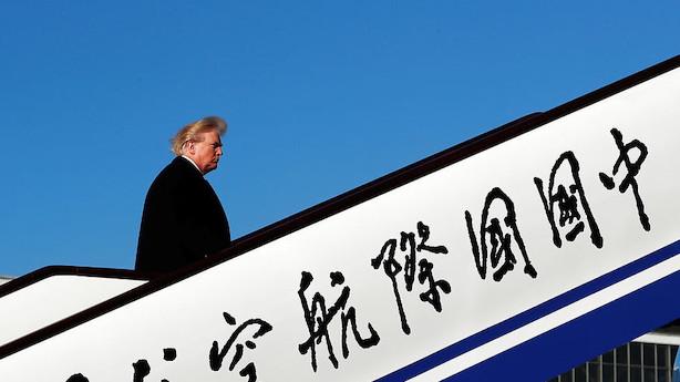 Kom, så og sejrede: Trump får Kina til at åbne Pandoras finansielle boks