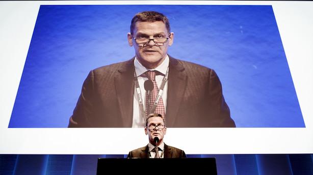 Det skriver medierne: Danske Bank-formand lover oprydning i hvidvasksag
