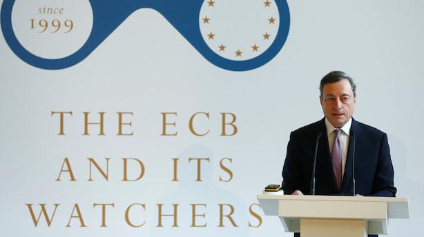 Rygter om stop for ECB-opkøb sender renterne op