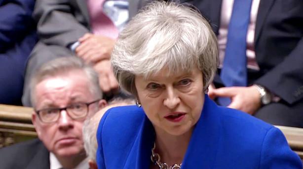 Analyse: Afgørende dage venter May, som nu får brug for Labours hjælp