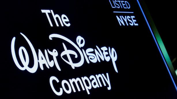 Kurshug till Disney efter regnskabsskuffelse