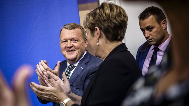 Lars Løkke Rasmussen og Sólrun Rasmussen har stiftet nyt selskab