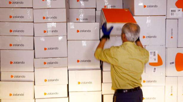 Storaktionær sælger ud i Zalando: Aktien bankes ned med 9 pct
