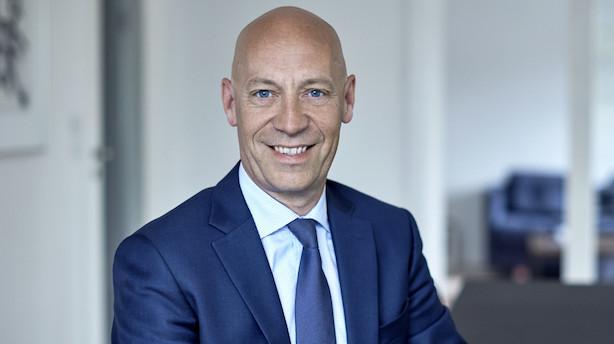 Topchef i Alm Brand: Vores bank skal give et højere afkast
