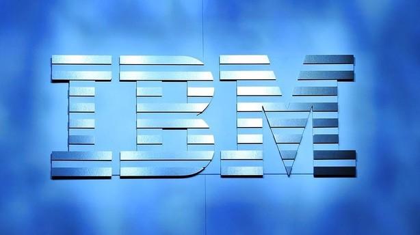 IBM fik kølig modtagelse trods bedre resultat end forudset
