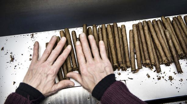 Ny bestyrelse p� plads i Scandinavian Tobacco Group