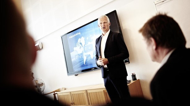 Nipper forbedrer indtjeningen i Grundfos markant - men salget halter