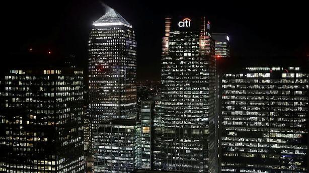 Gang i regnskabssæsonen i USA: Derfor faldt bankaktier på umiddelbart godt nyt