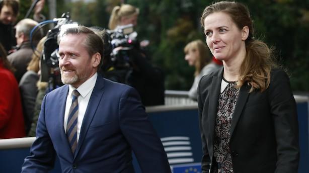 København ude af kapløb om lægemiddelagentur