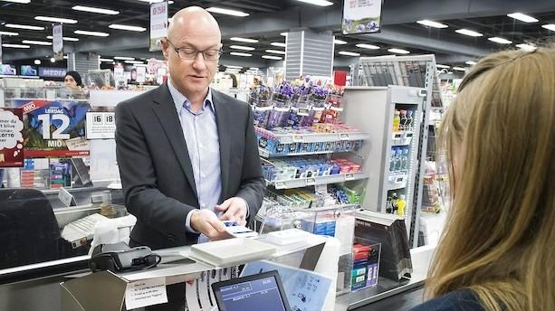 Europæiske aktier: Sløv jul gav udsalg hos supermarkeder