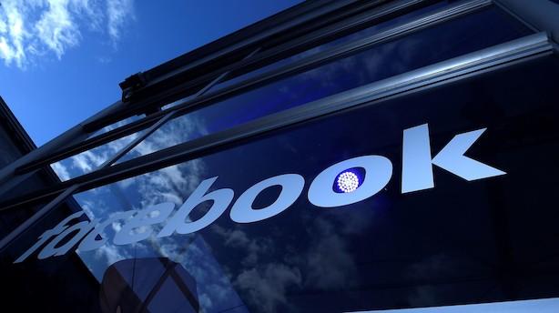 Facebooks brug af data erklæres ulovlig i tyskland