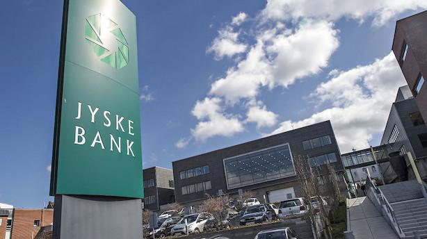 Nye regler rammer Jyske Banks bundlinje