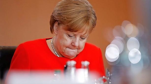 Tyskland går i sort: Investorers tillid er på det laveste siden 2012