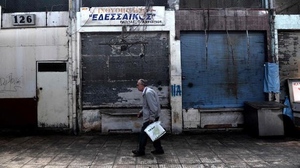 EU: Grækenlands gældskrise er et afsluttet kapitel