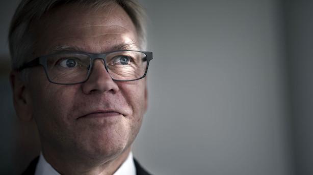 Analytikere: En ny formand ændrer ikke ved forretningen i Danske Bank