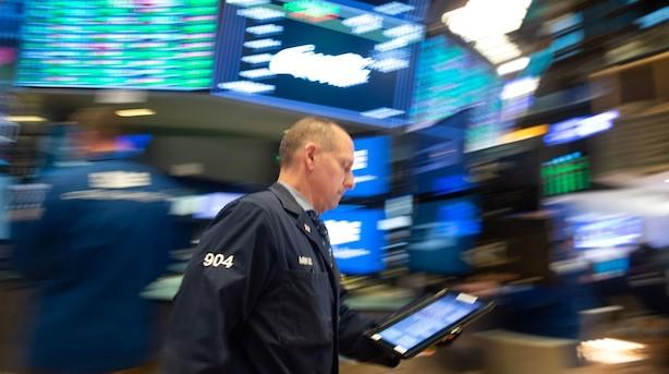 Amerikanske renter kunne ikke sikre grønt aktiemarked