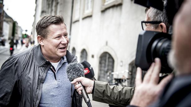 Medie: Jesper Kasi tiltalt for ulovlige lån på 33 mio kr