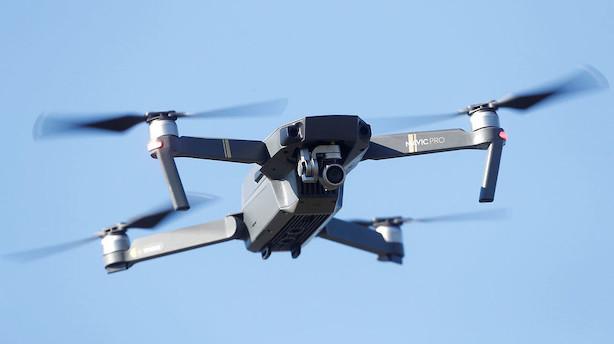 Forskere vil flyve blodprøver med droner for at spare tid