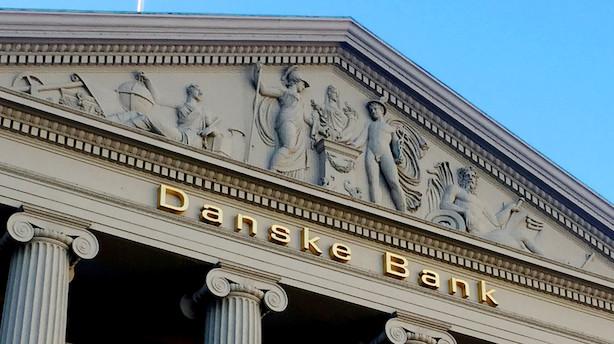 Aktier: Danske og Jyske faldt på rentemeldinger fra USA