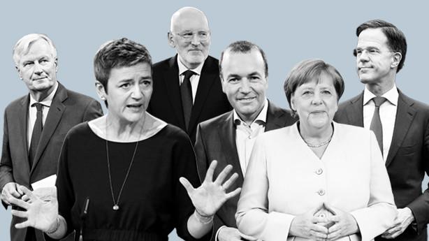 Her er kandidaterne, der kan spænde ben for Vestager i kampen om at blive ny EU-formand