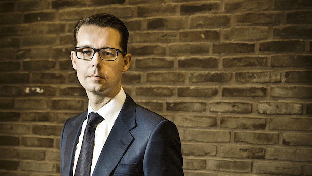"""Aarup-Andersen efter jobskifte i Danske Bank: """"Jeg vil passe meget på med at bruge et ord som forfremmelse"""""""